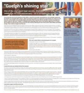 Guelph's Shining Star
